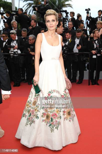 Melita Toscan Du Plantier attends the opening ceremony and screening of The Dead Don't Die during the 72nd annual Cannes Film Festival on May 14 2019...
