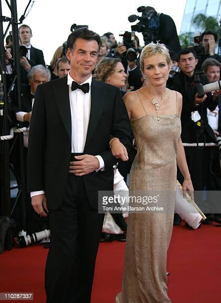 """Melita Toscan du Plantier during 2006 Cannes Film Festival - """"Marie Antoinette"""" Premiere at Palais des Festival in Cannes, France."""