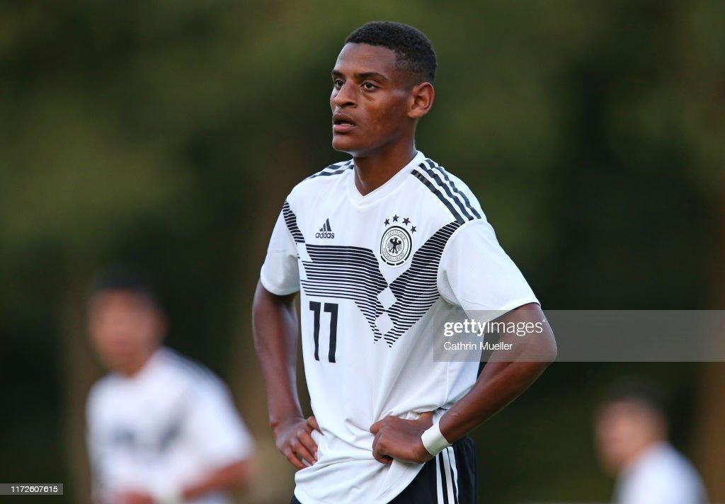U16 Germany v U16 Austria - International Friendly : Nachrichtenfoto