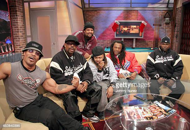 Melle Mel Grandmaster Caz Mat JNicks Busy Bee and Grand Wizzard Theodore