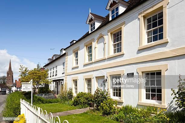 Mellington House in Weobley