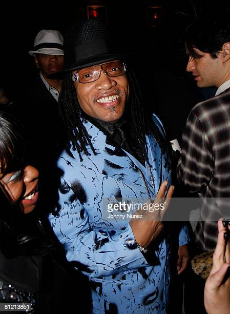 Melly Mel attends Vaughn Anthony's Birthday Bash Hosted by John Legend on May 22 2008 in New York City
