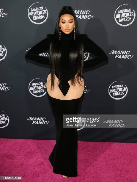 Melly Sanchez attends the 2nd Annual American Influencer Awards at Dolby Theatre on November 18 2019 in Hollywood California