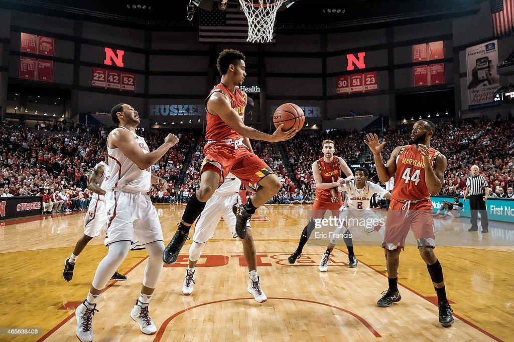 Maryland v Nebraska : News Photo