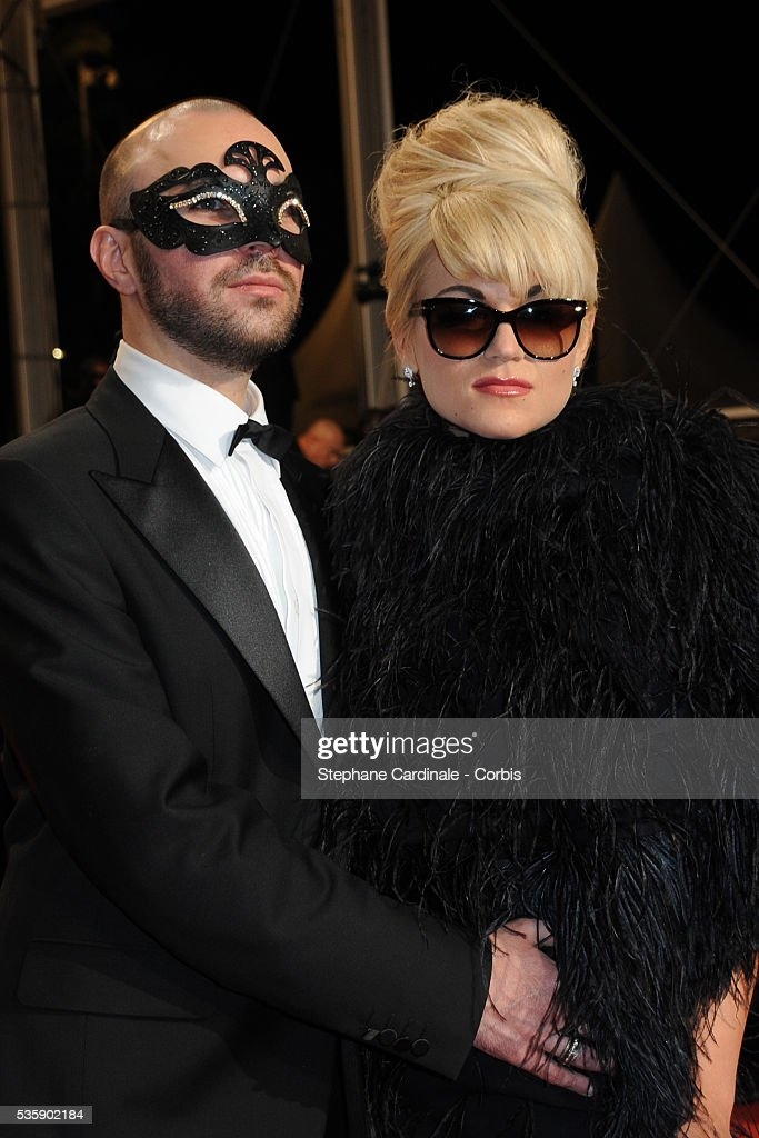 Melodie Gardot at the premiere of ?Chongqing Blues? during the 63rd Cannes International Film Festival.