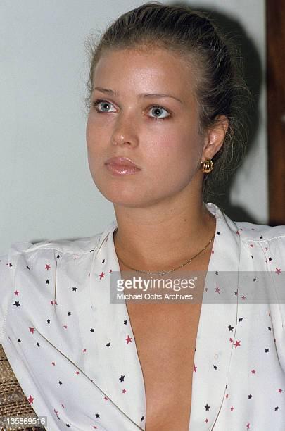 Melody Anderson ca1980
