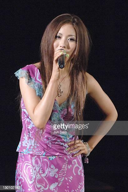 melody during MTV Video Music Awards Japan 2006 Show at Yoyogi National Stadium in Tokyo Japan
