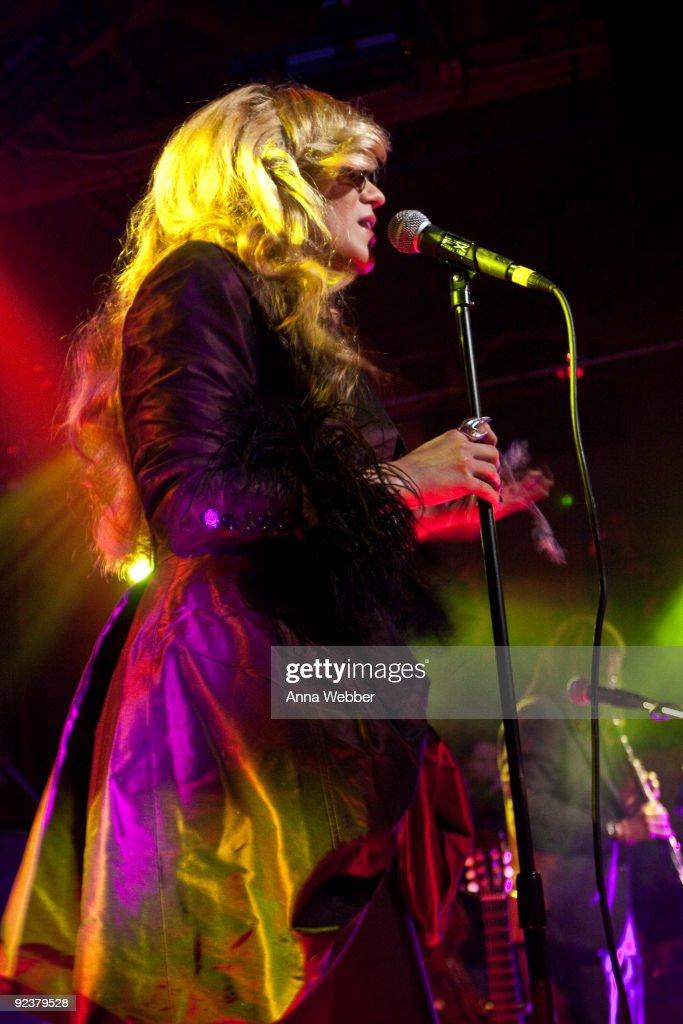 Melody Gardot In Concert - Los Angeles, California