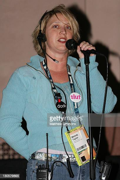 Melody Taylor attends a screening of Quid Pro Quo at the Library Theatre during the 2008 Sundance Film Festival on January 20 2008 in Park City Utah