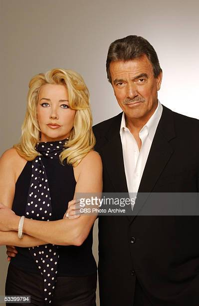 Melody Thomas Scott and Eric Braeden star as Nikki and Victor Newman on the CBS daytime drama THE YOUNG AND THE RESTLESS broadcast weekdays on the...