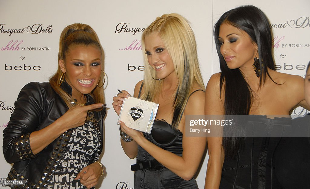 """The Pussycat Dolls Celebrate The Launch Of """"...shhh"""" - Arrivals : News Photo"""