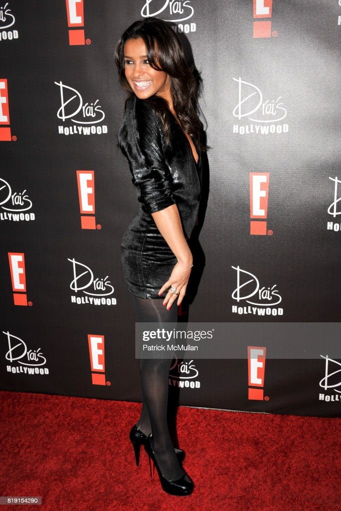 Melody Thornton attends E! Oscar Party at Drai's on March 7, 2010 in Hollywood, California.