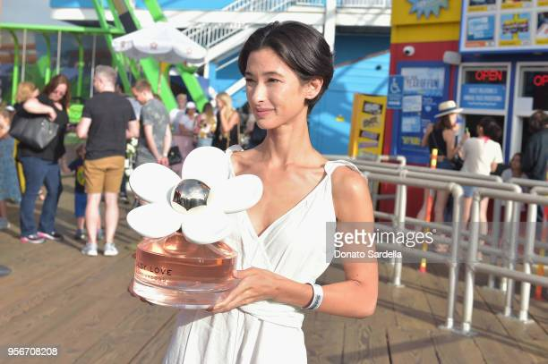 Melody Yoko attends the Marc Jacobs Fragrances Celebrates the Launch of DAISY LOVE on May 9 2018 in Los Angeles California
