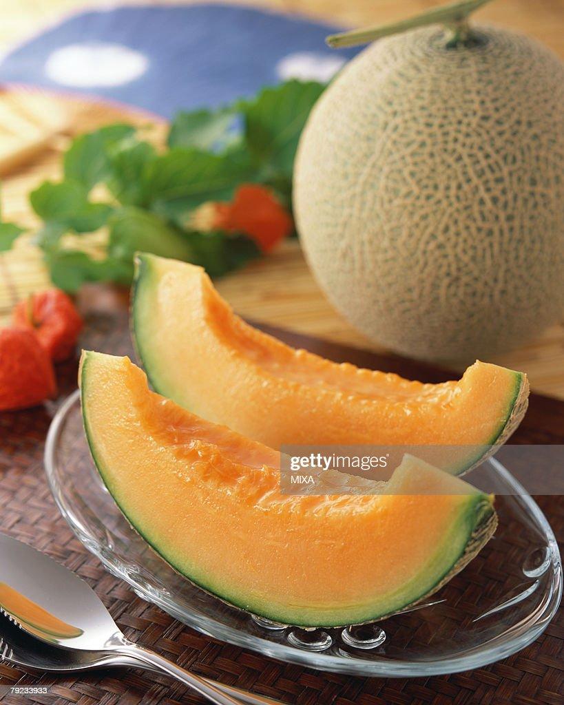 Melon : Stock Photo