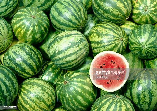 melon wallpaper - watermelon stock pictures, royalty-free photos & images