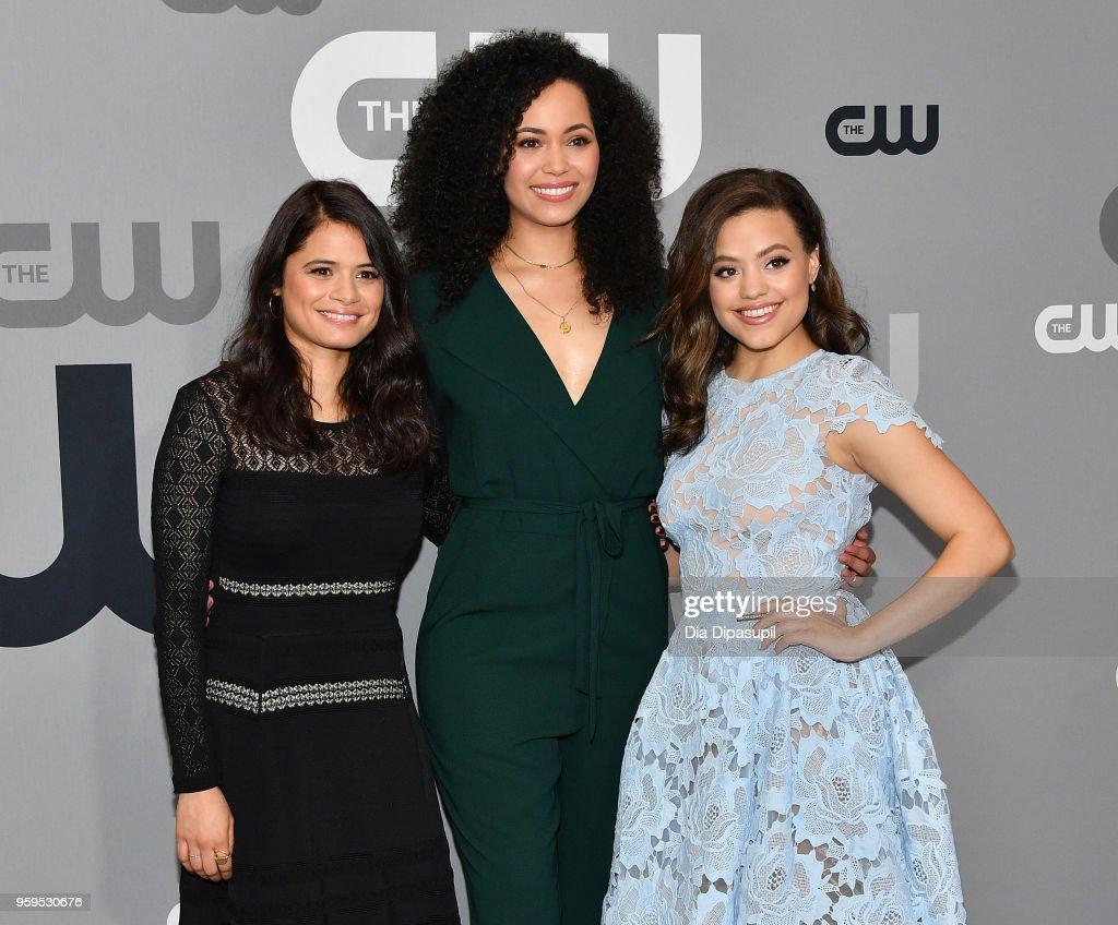 2018 CW Network Upfront : Nachrichtenfoto