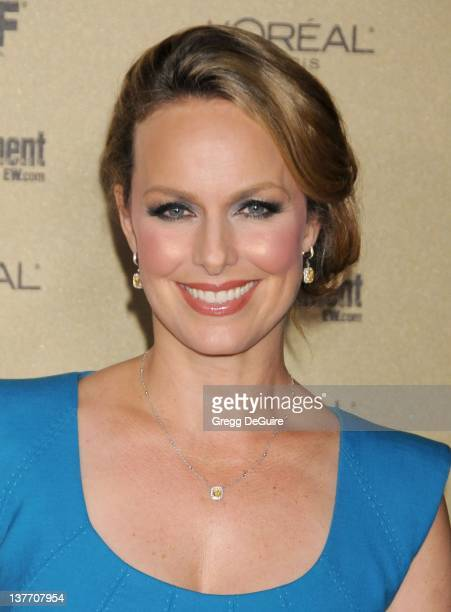 Melora Hardin arrives at the Entertainment Weekly and Women In Film PreEmmy Party at the 'Restaurant' at the Sunset Marquis Hotel on August 27 2010...