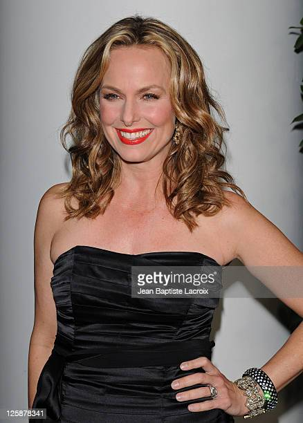 Melora Hardin arrives at the TV Guide Magazine 2010 Hot List Party at Drai's Hollywood on November 8 2010 in Hollywood California