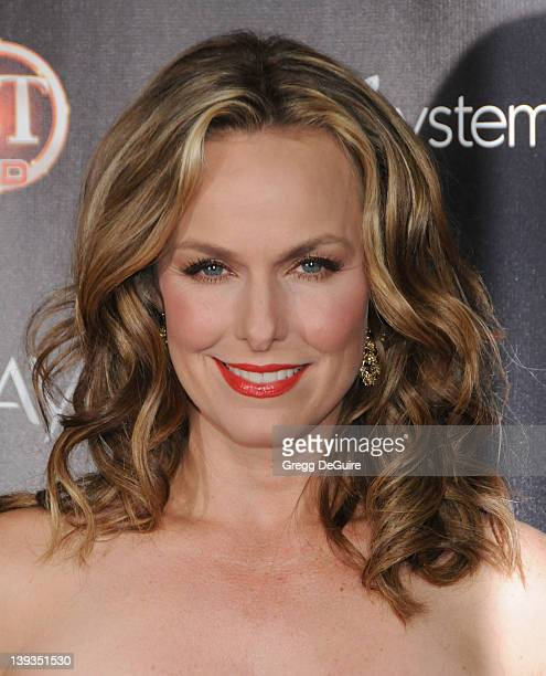 Melora Hardin arrives at TV Guide Magazine's 2010 Hot List Party at Drai's at the W Hollywood Hotel on November 8 2010 in Hollywood California