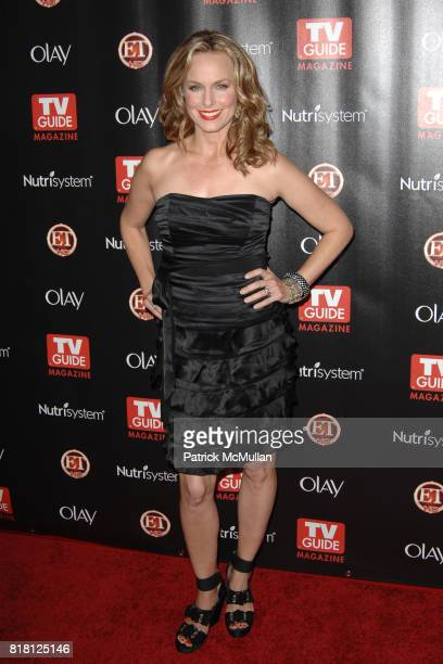 Melora Hardin attend TV GUIDE MAGAZINE'S 2010 HOT LIST at Drai's on November 8th 2010 in West Hollywood California