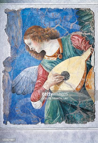 Melozzo da Forlì Angel