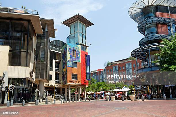 Melrose Arch Shopping complex