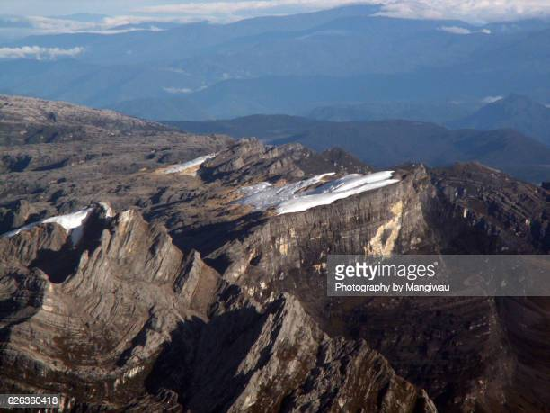 melting glacier - plate tectonics stock photos and pictures