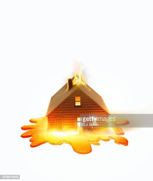 Melting house