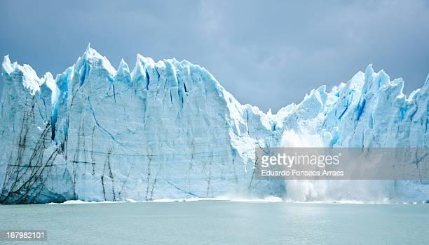 melting - gletscher stock-fotos und bilder