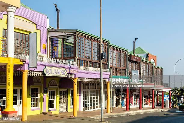 Melville suburb of Johannesburg streetview