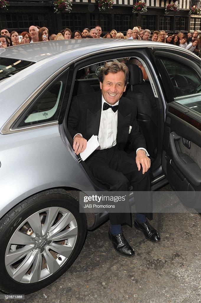 Melvin Bragg attends the Philips British Academy Television awards (BAFTA) at London Palladium on June 6, 2010 in London, England.