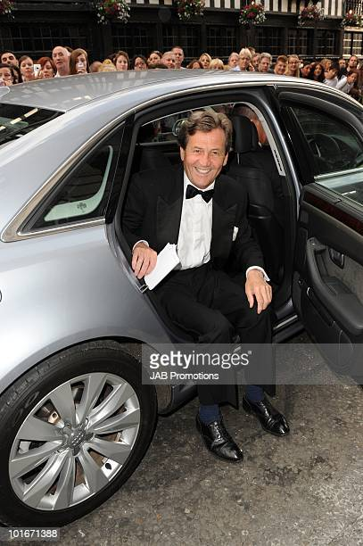 Melvin Bragg attends the Philips British Academy Television awards at London Palladium on June 6 2010 in London England