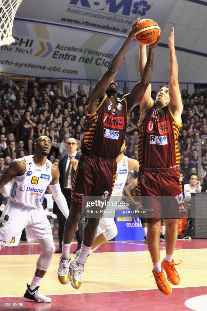 Reyer Umana Venezia v Dolomiti Aquila Trento - Legabasket Serie A Playoff Final Game 1