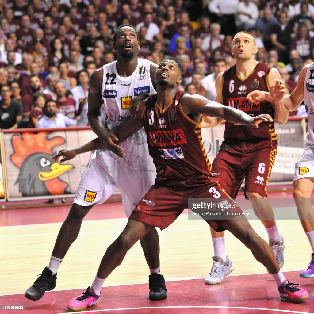 Reyer Umana Venezia v Dolomiti Aquila Trento - Legabasket Serie A Playoff Final Game 2