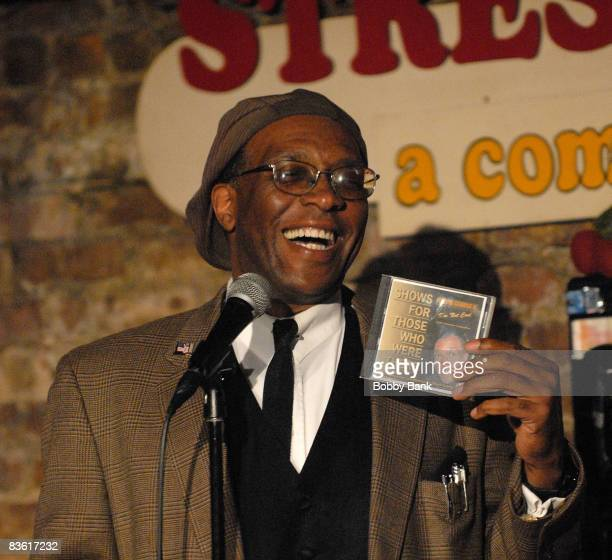 Melvin George II opens for Jim Norton at the Stress Factory on November 8, 2008 in New Brunswick, New Jersey.