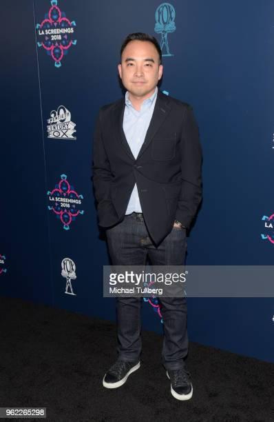 Melvin Mar attends the 20th Century Fox 2018 LA Screenings Gala at Fox Studio Lot on May 24 2018 in Century City California