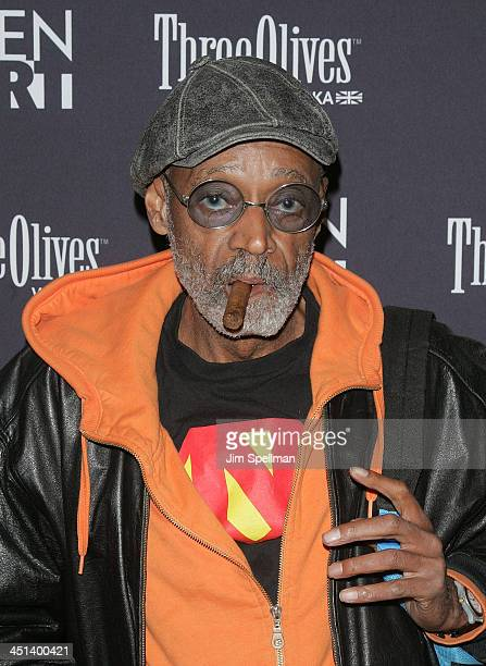 Melvin Van Peebles attends the Gen Art New York premiere of Black Dynamite at the AMC Loews 19th Street on October 8, 2009 in New York City.