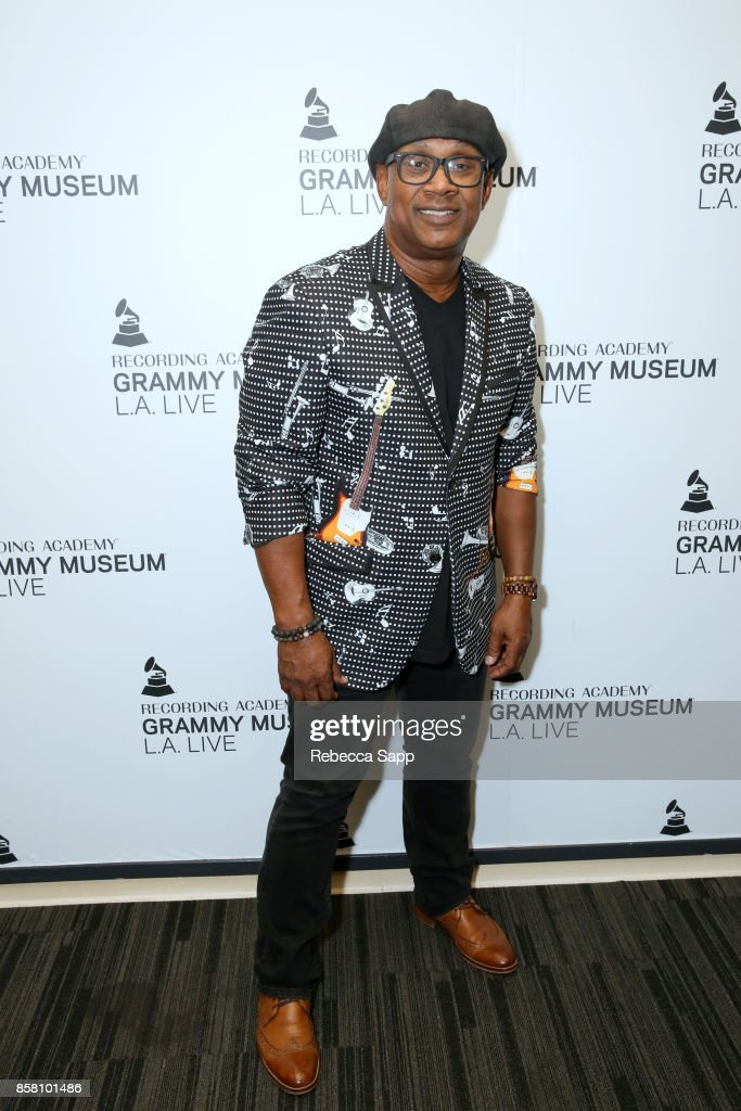 Melvin Williams attends An Evening With Melvin Williams at The GRAMMY Museum on October 5, 2017 in Los Angeles, California.