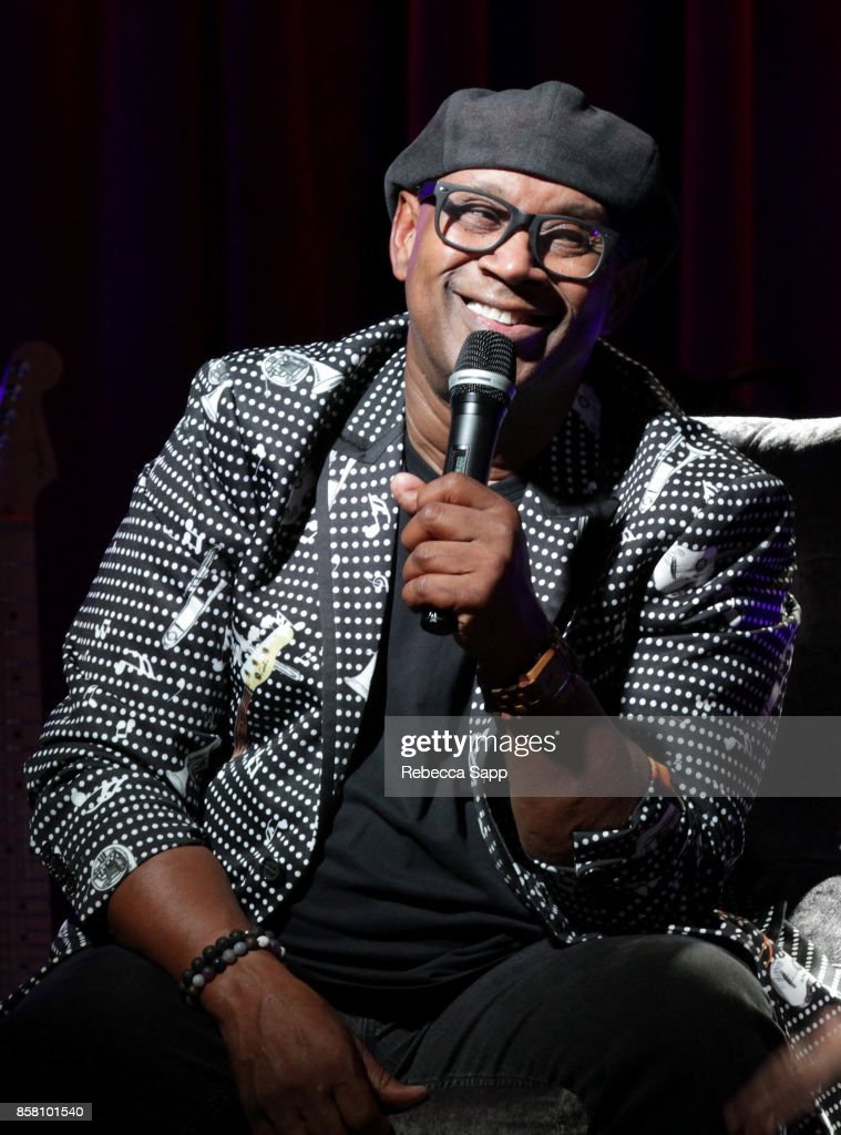 Melvin Williams speaks onstage at An Evening With Melvin Williams at The GRAMMY Museum on October 5, 2017 in Los Angeles, California.