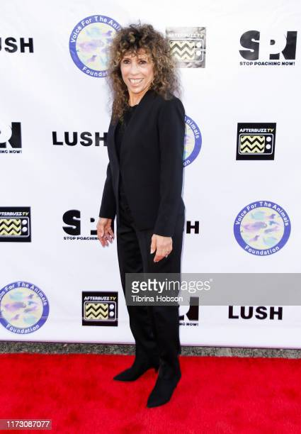 Melya Kaplan attends the Voice for Animals 3rd annual 'Wait Wait Don't Kill Me' comedy gala at The Broad Stage on September 07 2019 in Santa Monica...