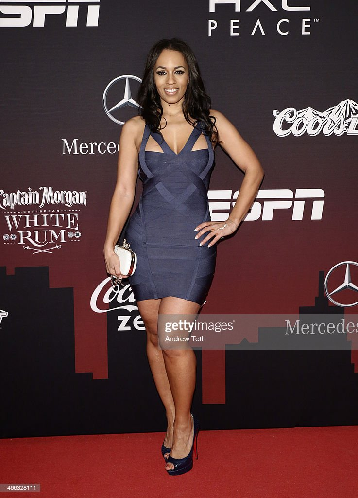 2014 ESPN The Party : News Photo