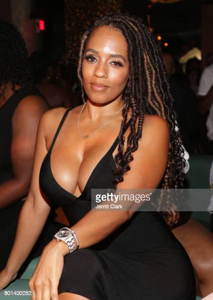 Melyssa Ford attends Mark Pitts Bystorm Ent 7th Annual Post BET Awards Party hosted by DJ Khaled on June 25 2017 in Los Angeles California