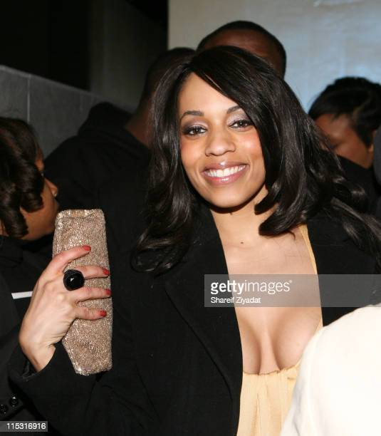 Melyssa Ford during Def Jam 'Icon' Launch Party at Ultra in New York United States