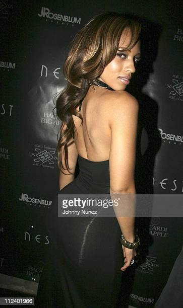 Melyssa Ford during Enyce 10Year Anniversary Gala at Next in New York