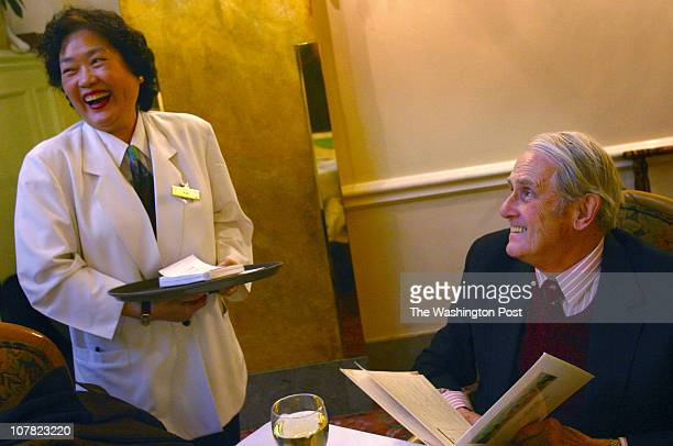 2/18/05 Photographer Susan Biddle/TWP Neg#165077 Washington DC The Mayflower Hotel is celebrating it's 80th Anniversary and is offering menu specials...