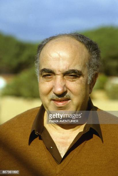 PLO member Abou Iyad at Palestine National Council on November 12 1988 in Algiers Algeria