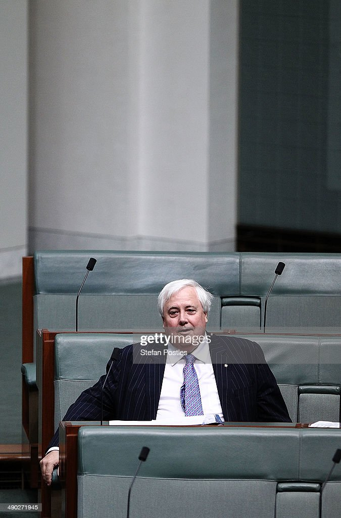 Post-Budget Question Time In Canberra