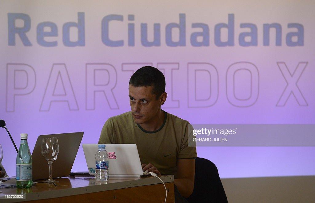 SPAIN-POLITICS-PARTIES-PARTY X : Fotografía de noticias