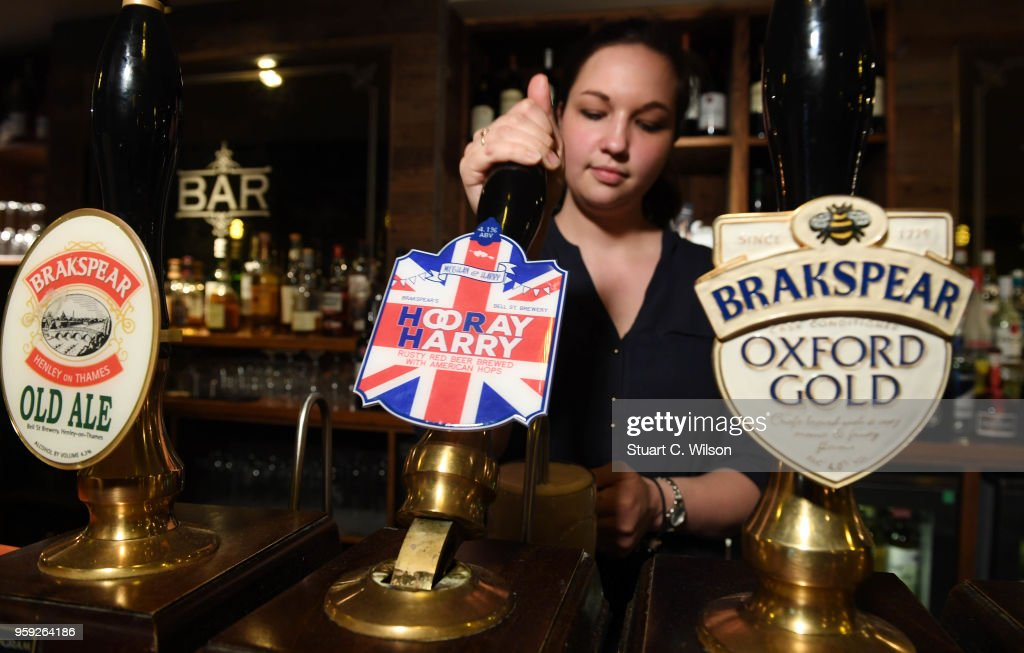 GBR: The Brakspear Brewery - Horray For Harry Beer