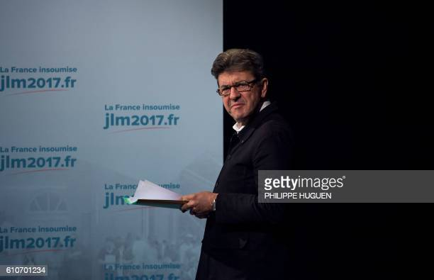 Member of European Parliament for the French leftist party Parti de Gauche , founder of La France Insoumise movement, and candidate for the 2017...